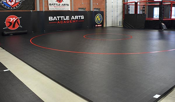 dollamur flexiroll battle arts mma mats